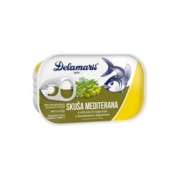 Skusa povrce-Mediterana 125g