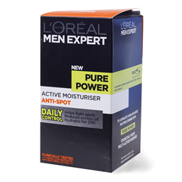 Krema Loreal men expert pure power