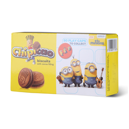 Biskvit Chipicao Minions 50g