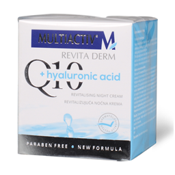 Krema Q10 Multiactiv revital. nocna 50ml