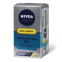 Gel/lice Q10 Men Energet.Nivea 50ml