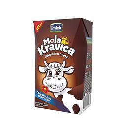 Cok.mleko 1%mm Moja kravica BP 250ml