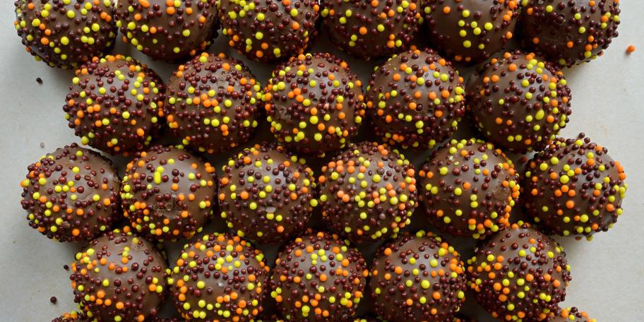 Čokoladne rum kuglice