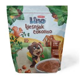 Lino Lesnik Cokolino 500g zipp