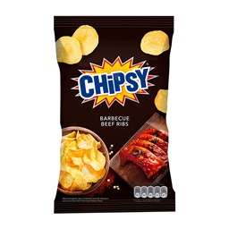 Cips Barbeque XXL Chipsy 150g