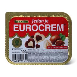 Krem Eurocrem folija 100g