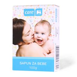 Sapun za bebe Care 100g