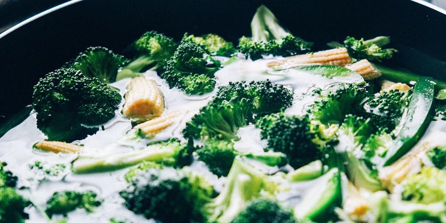 Zelena supa puna zdravlja