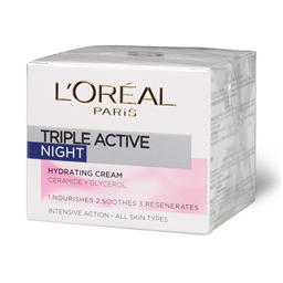 Krema Loreal triple active night 50ml