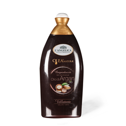 Gel/Tus Nat.Argan L'Angelica 500ml