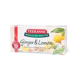 Caj vocni djumbir&limun Teekanne 35g