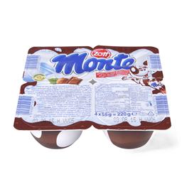 Krem mlecni coko-lesnik Monte Zott 55g