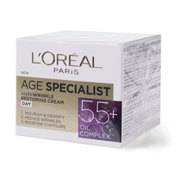 Krema dermoAge spec.55+ day L'Oreal50ml