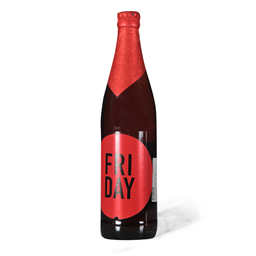 Pivo Friday Uber IPA 0,5l