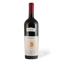 Vino crv.Primitivo Puglia Maestro 0,75l