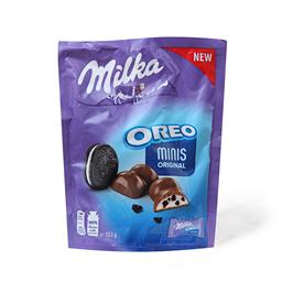Oreo minis original Milka 153g