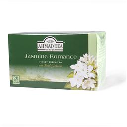 Caj zeleni Jasmin Romance Ahmad 40g
