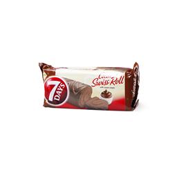 Rolat 7Days Swiss Rolls cacao crem 200g