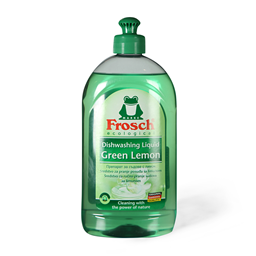 Det./sudje green lemon Frosch 500ml