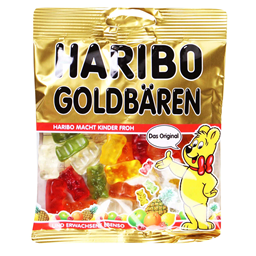 Bombona gumena Haribo Goldbaren 100g 30154, Rim Group doo