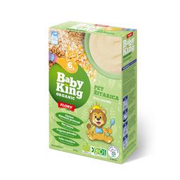 Zitarice 5vrsta-Organic Baby King 200g