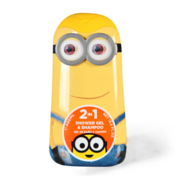 Kupka i sampon 2u1 Minions 400ml