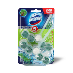 Wc osv.RB power 5 pine Domestos 2X55g