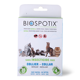 Biospotix cat/kittens collar