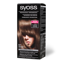 Farba za kosu Syoss 5-1 Light brown