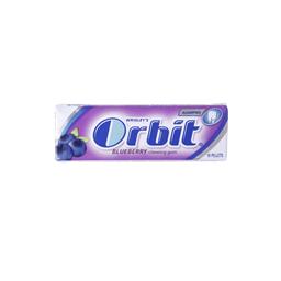 Zvaka Orbit Blueberry pellets 14g, Wrigley