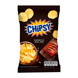 Cips Chipsy Barbeque 40g