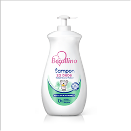 Sampon za bebe Becollino 400ml