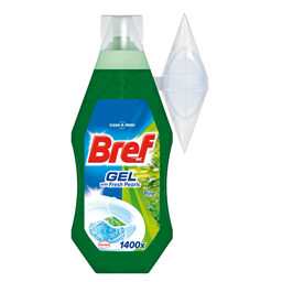 Wc Gel Bref Pine Fresh Pearls 360ml