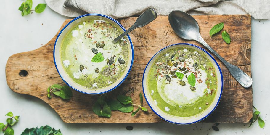 Krem supa od brokolija