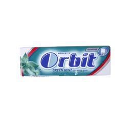 Zvaka Orbit green mint pellets 14g, Wrigley