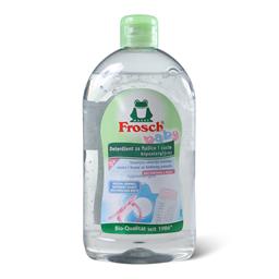 Det.za flas./cucle Frosch baby 500ml