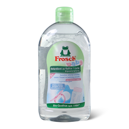 Det.za flas./cucle Frosch baby 500ml