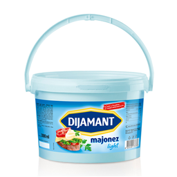 Majonez Light Dijamant 3L