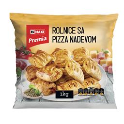 Smrz.rolnice sa pizza nadevom Premia 1kg