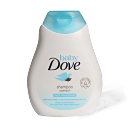 Baby sampon Dove 200ml
