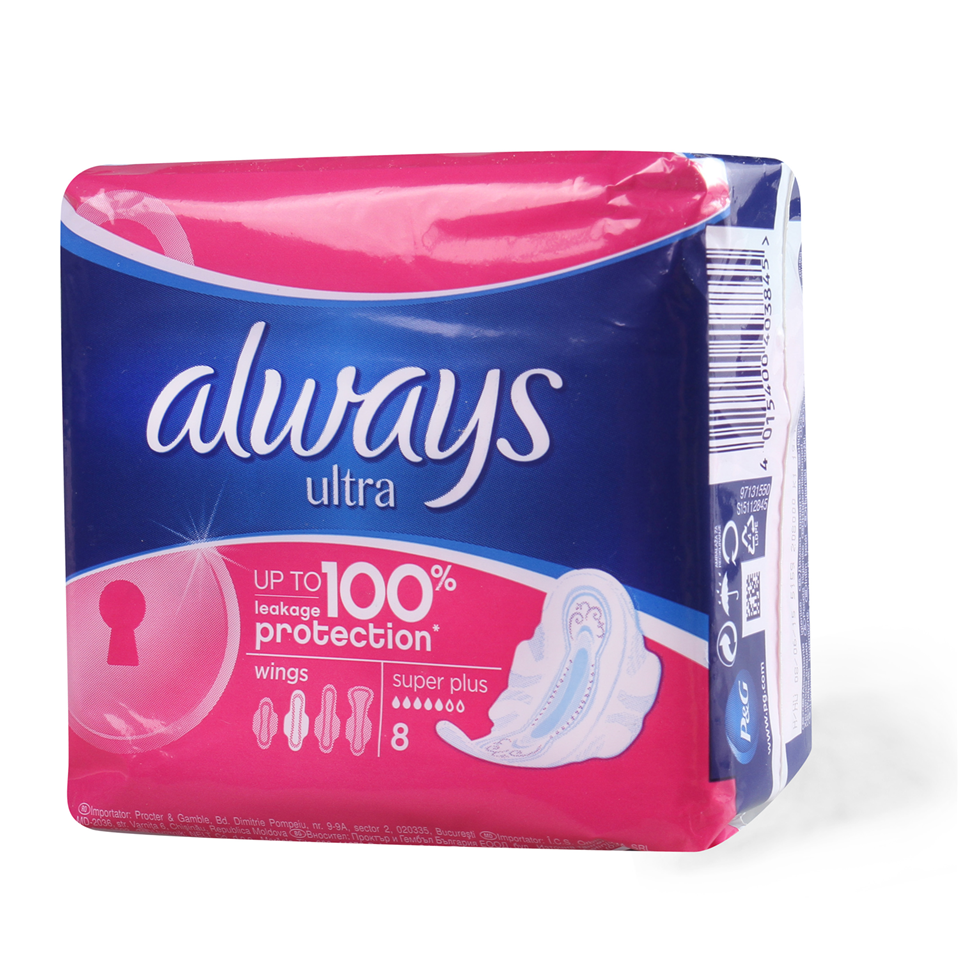 Always pads