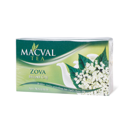 Caj filter zova all natural Macval 50g