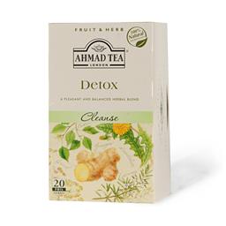 Detox-biljni caj-Ahmad tea-40g