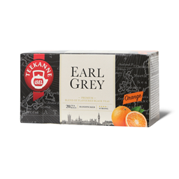 Crni caj Earl Grey Orange 33gr