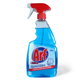 Arf Staklo 750ml Crystal Shine clp