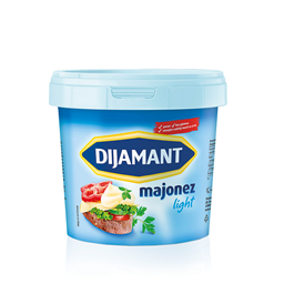 Majonez light Dijamant 1L