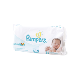 Maramice Pampers Sensitive vlazne 56