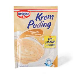Puding vanila mleveni keks Dr Oetker 55g