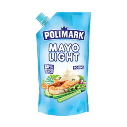 Majonez light dojpak Polimark 280ml