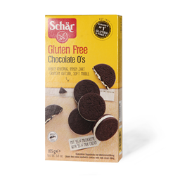 Keks Chocolate O`S  Schar 165g